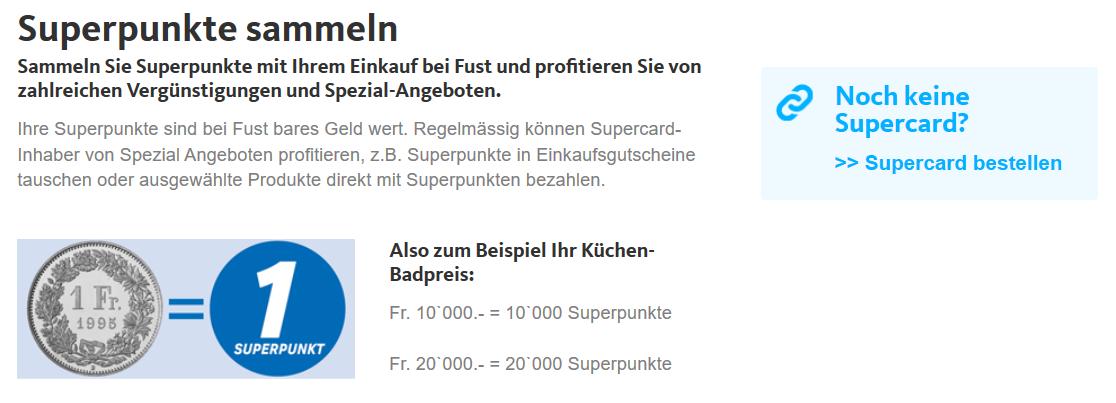 Die Fust Supercard