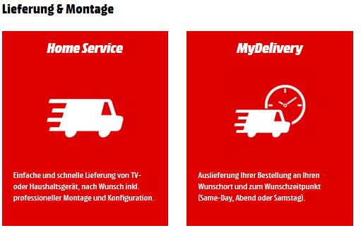 MediaMarkt Service