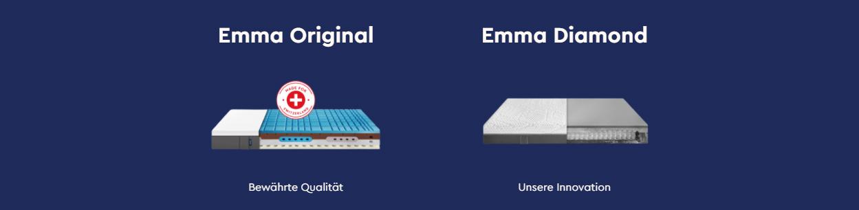 Emma Matratzen Vergleich