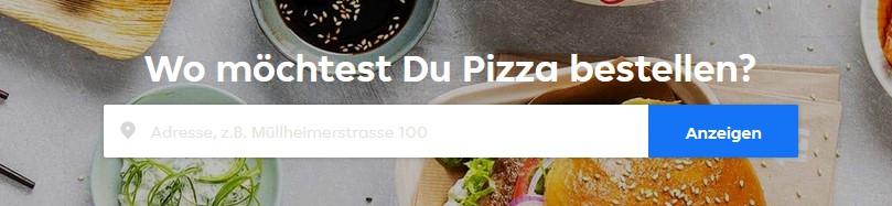 Einfach und lecker Essen bestellen - mit einem eat.ch Gutscheincode