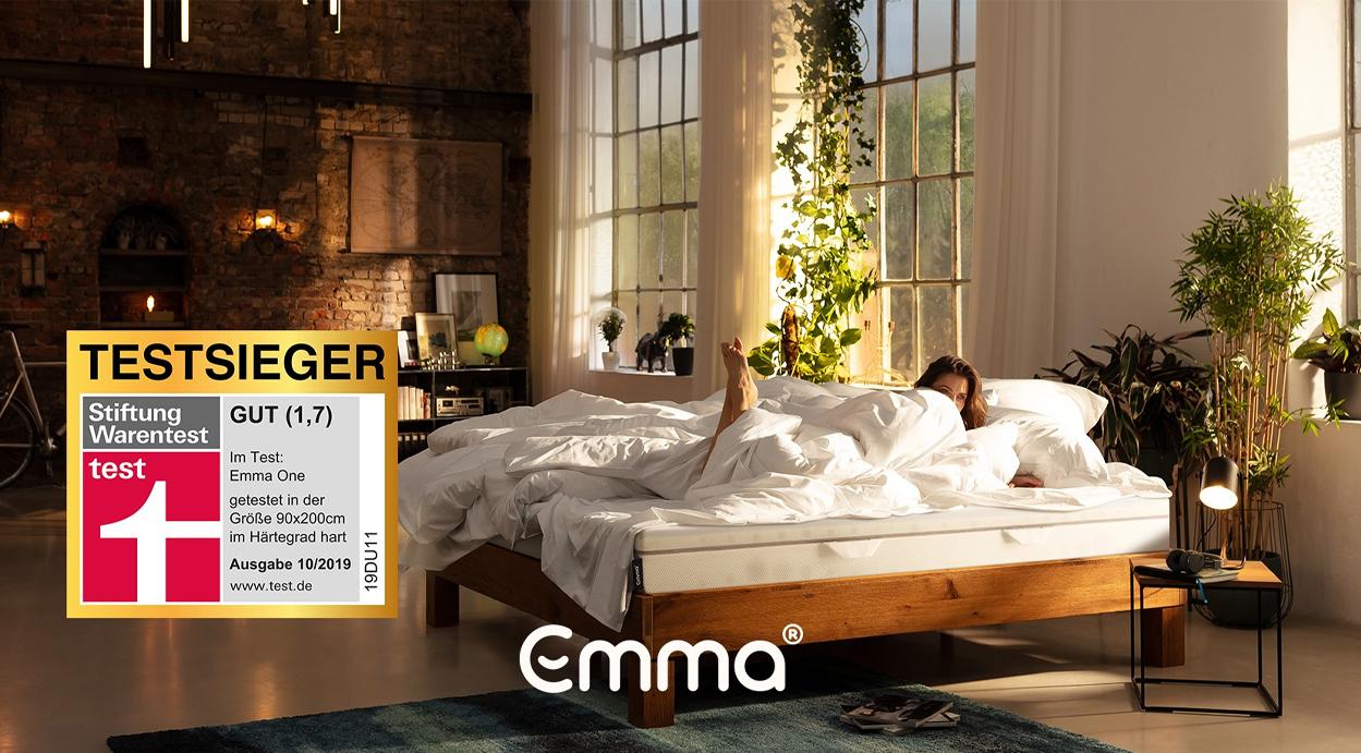 Emma One Testsieger Stiftung Warentest